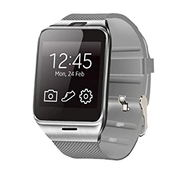 Bocideal® 1PC Aplus GV18 Bluetooth Cámara de Smart Watch, Teléfono ...