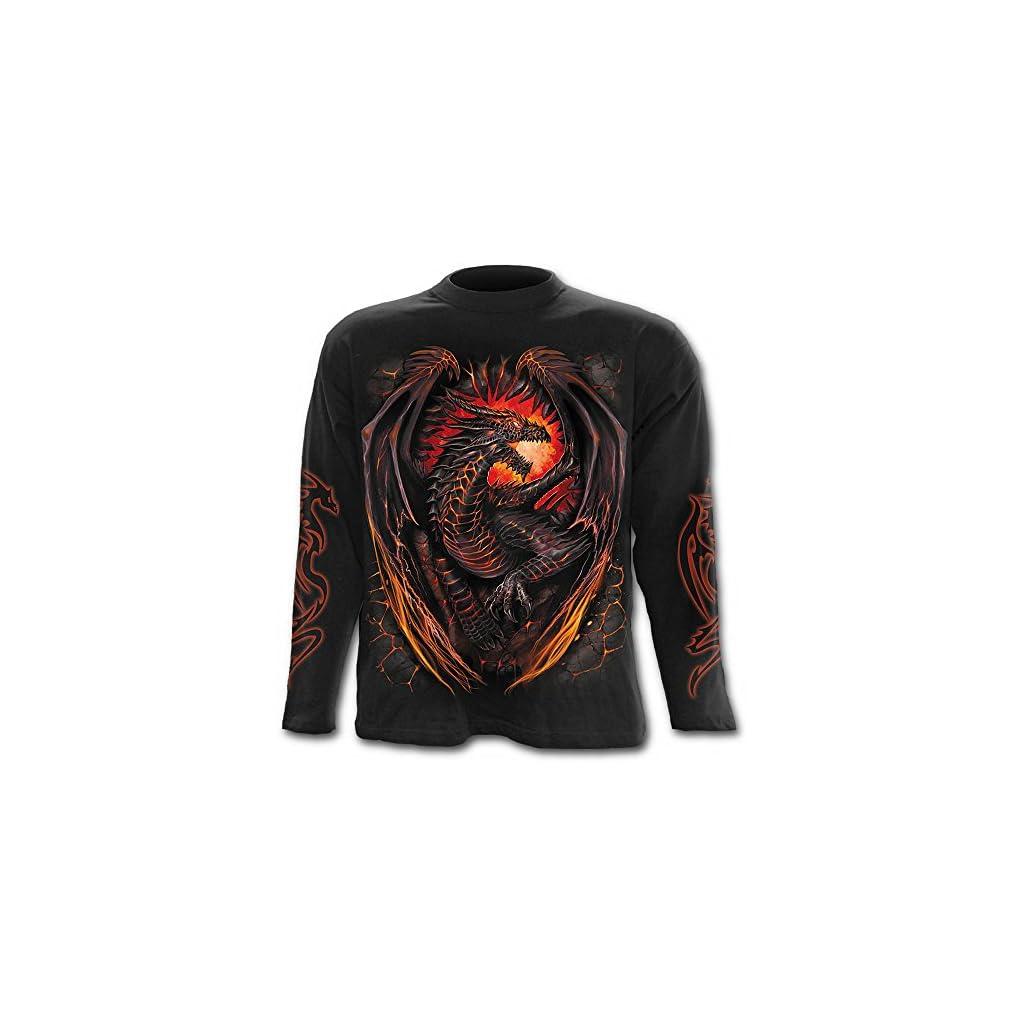 Spiral Direct – Camiseta de manga larga – para hombre