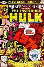 Marvel Super-Heroes (1967 series) #87 by Roy…