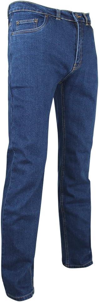 TALLA 40. LMA Jeans Extensible, azul denim, azul, 127236 MEMPHIS