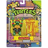 Teenage Mutant Ninja Turtles, Classic Collection, Raphael Action Figure, 4 Inches