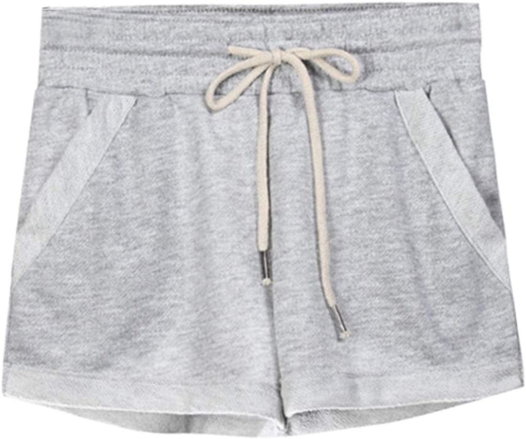 HHei_K Women Summer Shorts...