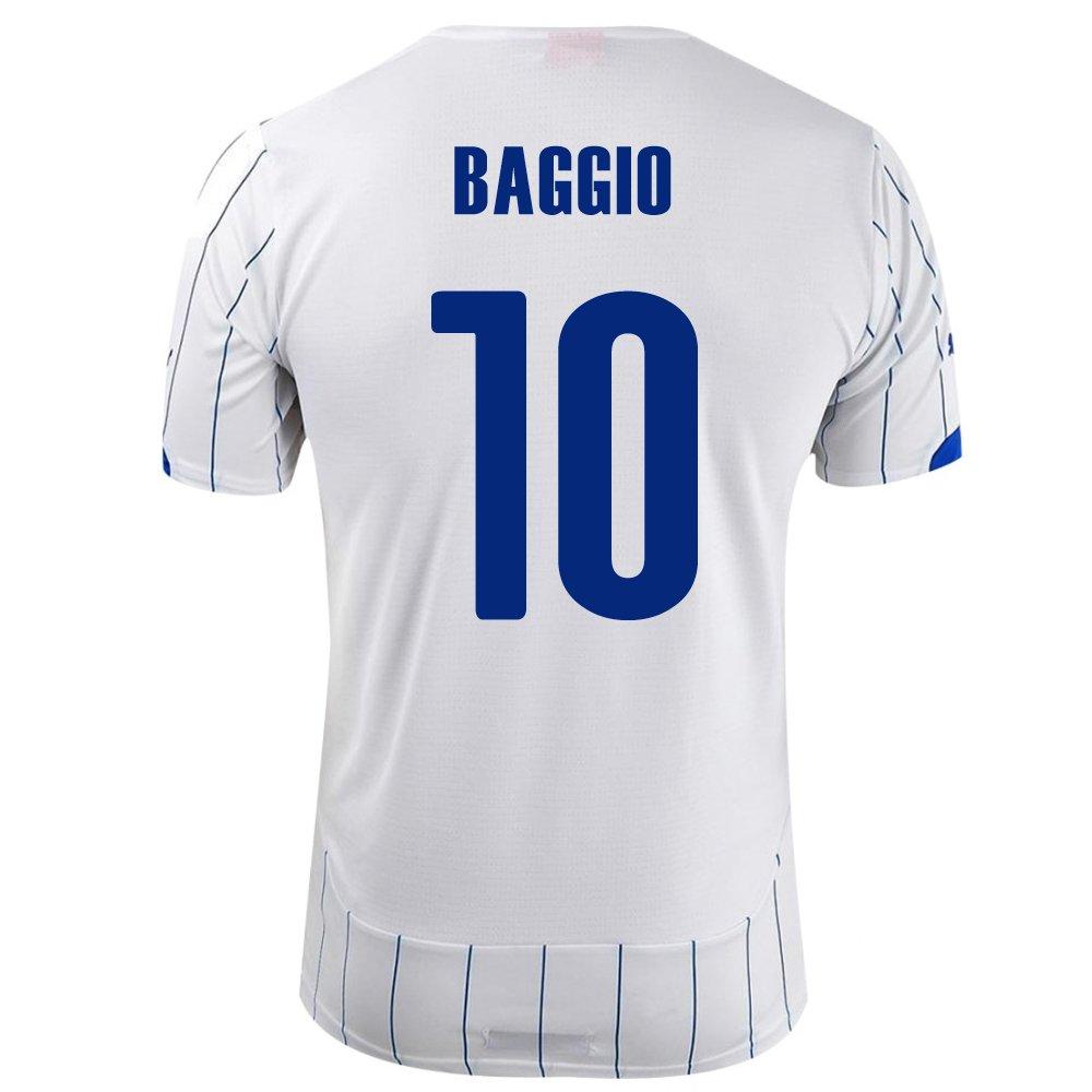 PUMA BAGGIO #10 ITALY AWAY JERSEY WORLD CUP 2014/サッカーユニフォーム イタリア アウェイ用 ワールドカップ2014 背番号10 ロベルトバッジョ B00JV2FJ04XL