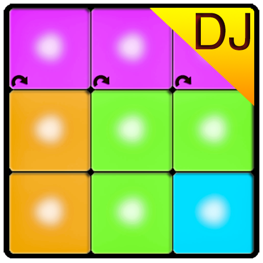 dj music app - 4