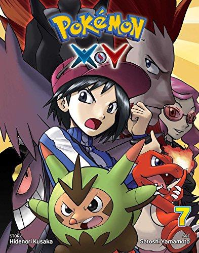 Pokémon XY, Vol. 7 (Pokemon)