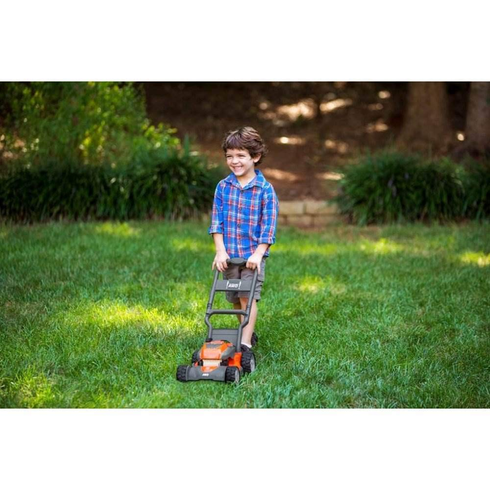 Weed Eater Husqvarna Kids Battery Operated Toy Leaf Blower Lawn ...
