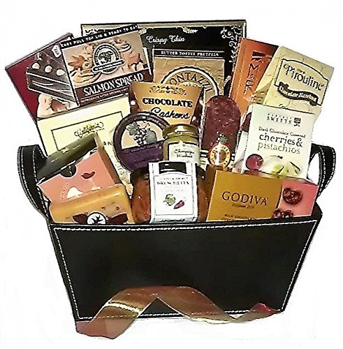 Executive Collection Gourmet Gift Basket by Goldspan Gift Baskets