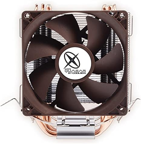 Coolbox QUA-VCTW3-PWM - Ventilador Universal CPU: Coolbox: Amazon ...