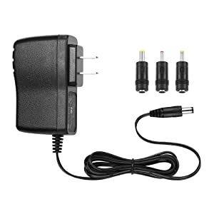 12V AC Adapter Charger Compatible Medela Freestyle Pump, Spectra S1 / S2 / SPS100 / SPS200 / 9 Plus / M1 Baby Breast Pumps Power Supply Charging Cord