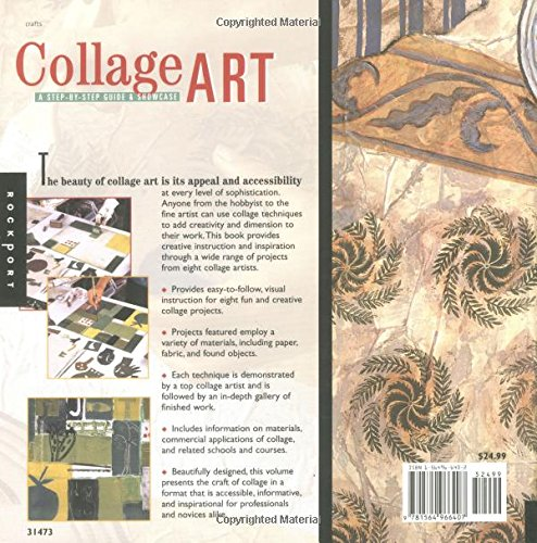 Collage Art A Step By Step Guide Showcase Jennifer L Atkinson