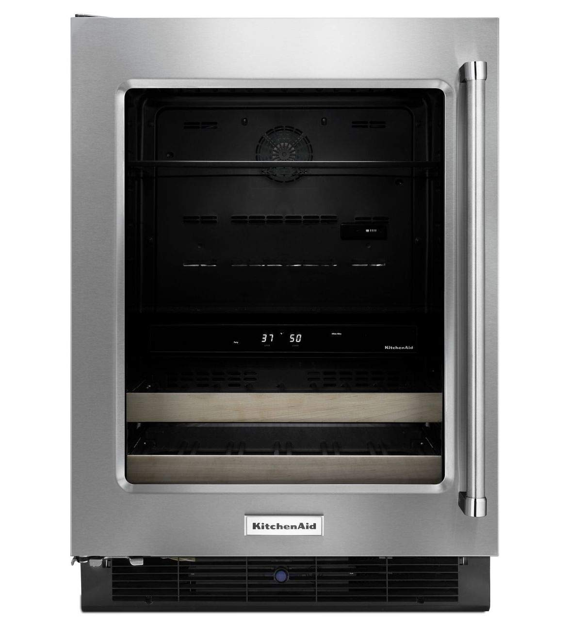 KitchenAid 24 in. W 14-Bottle Wine Cooler