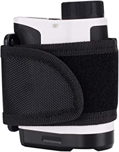 Leego Range Finder Magnetic Holder Strap Case for Easily Stick Golf Rangefinder on Golf Cart Railing,Bar or Frame