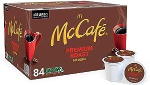 McCafe Premium Medium Roast K-Cup Coffee Pods (84 Pods)