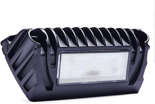 RV LED Porch 12V Exterior Outdoor Utility Light Trailer Camper Lighting Fixture