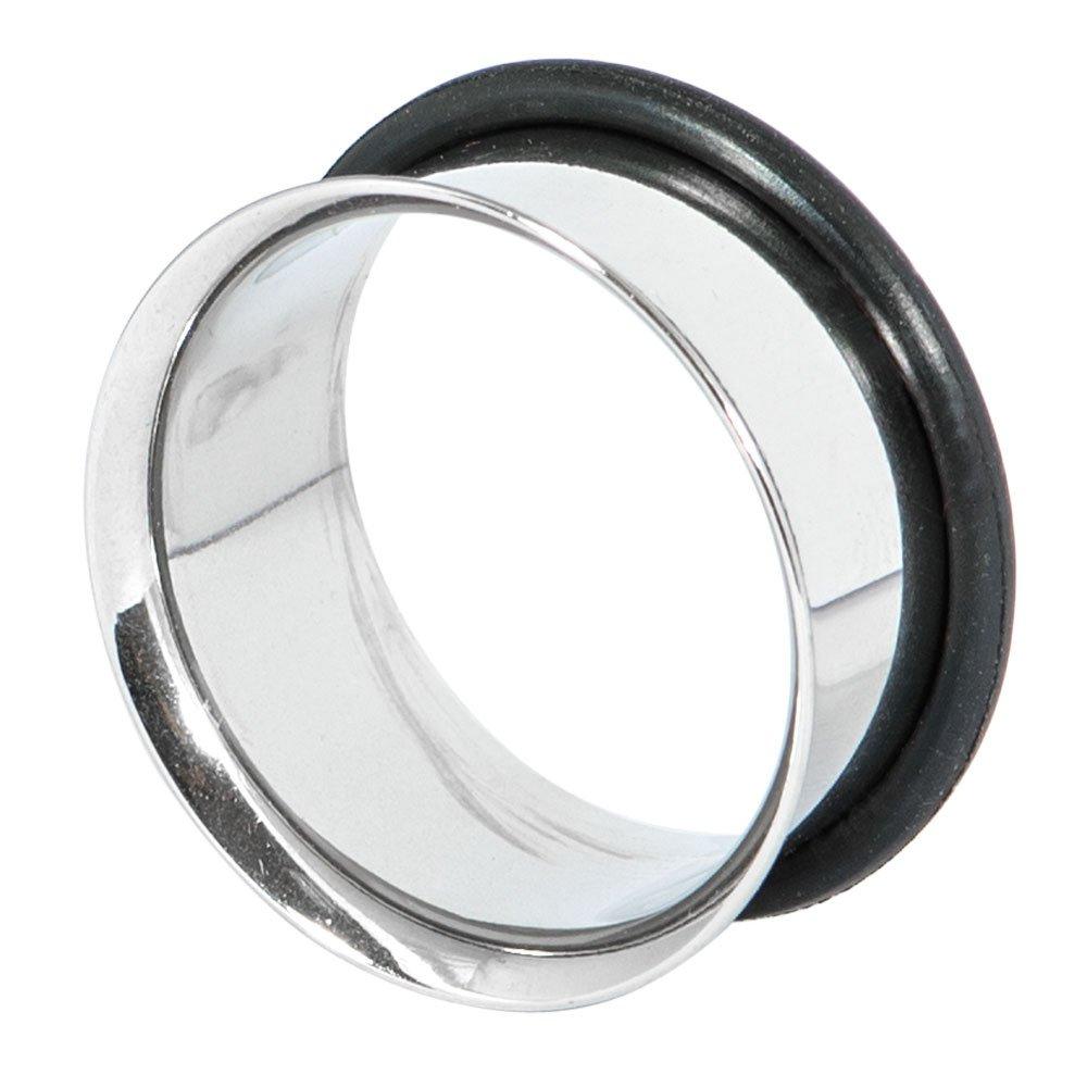Dilatador en forma de O para la oreja, de 20 mm, ideal para el ...