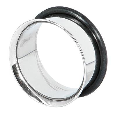 Dilatador en forma de O para la oreja, de 20 mm, ideal para el