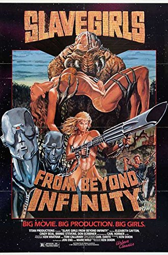 - Slave Girls from Beyond Infinity 11 x 17 Movie Poster - Style A