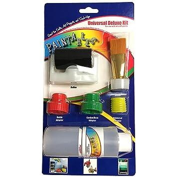 Paintables Universal Deluxe rodillo y cepillo Kit para Uso con todos los Craft pinturas, decoupage