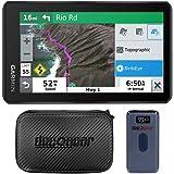 Garmin 010-02296-00 zumo XT 5.5-inch Bluetooth Hands-Free Motorcycle Navigator GPS Bundle with Deco Gear 5-Inch Hard EVA Case