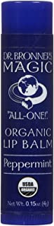 product image for Dr. Bronner's Organic Lip Balm - Peppermint - 0.15 oz