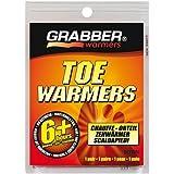 Grabber Warmers ECTWFL 3in. x 4in. 6+ Hour Toe Warmer