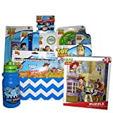 Toy Story Art Activities Gift Basket, Great Get Well, Birthday Gift Baskest for Boys and Girls 3 and Up.