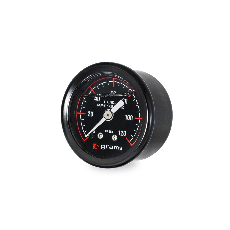 Grams G2-99-1200 Fuel Pressure Gauge