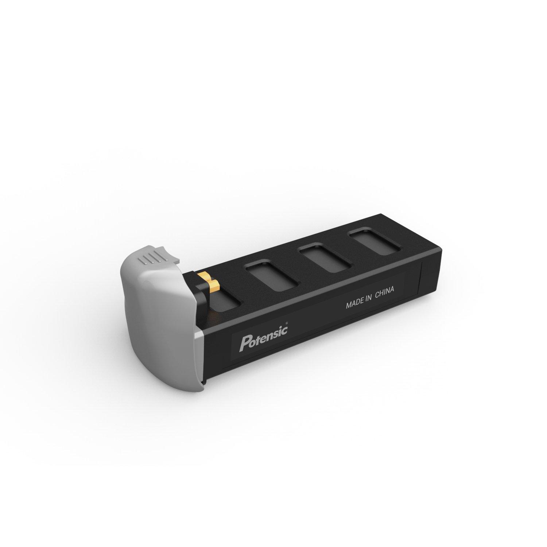 Potensic Batería para D80 GPS Drone, Quadrocopter: Amazon.es ...