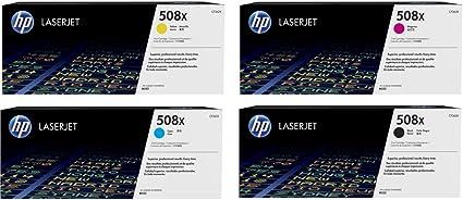 Hewlett Packard CF360X - Tóner Original CF 360X 508X para HP Color ...