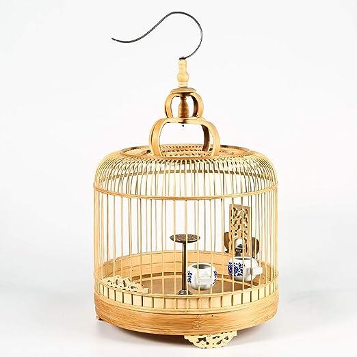 Jaula de reproducción de aves colgantes al aire libre Jaula de ...