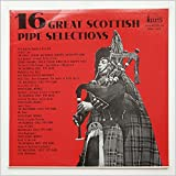 16 Great Scottish Pipe Selections [LP]
