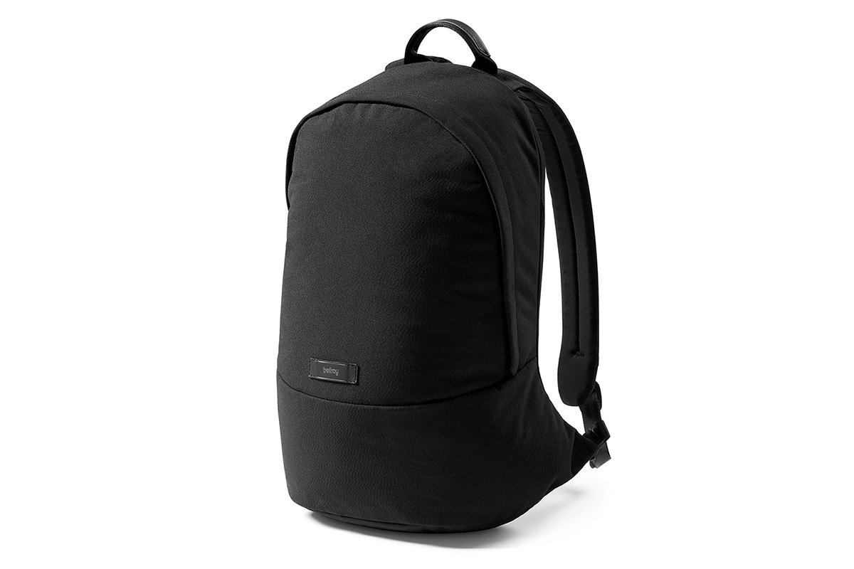 Bellroy Classic Backpack (17 liters, 15'' laptop)-Black by Bellroy