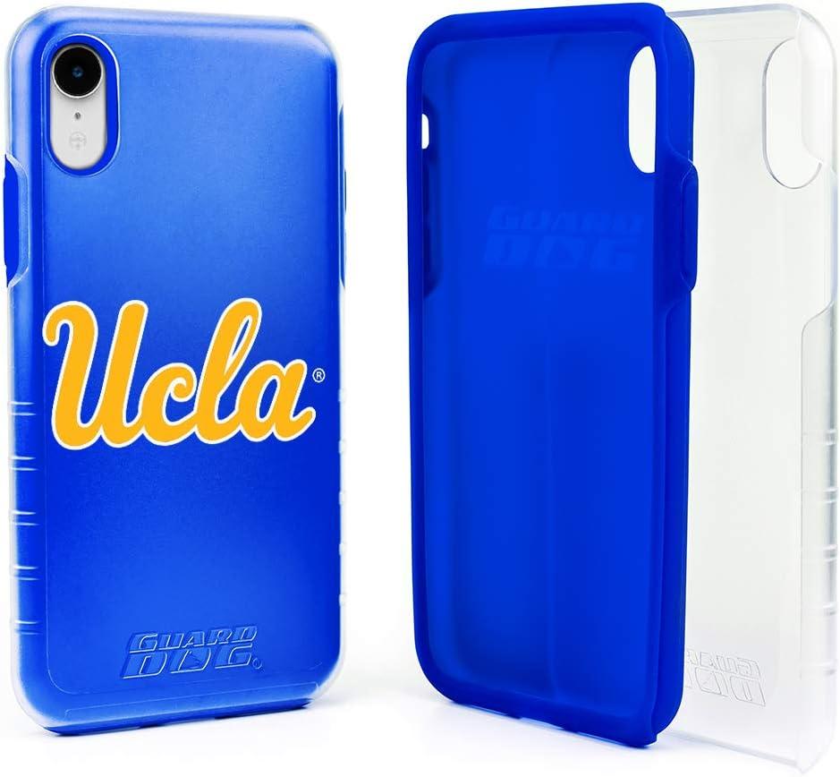 Guard Dog NCAA Hybrid Case for iPhone XR UCLA Bruins Clear