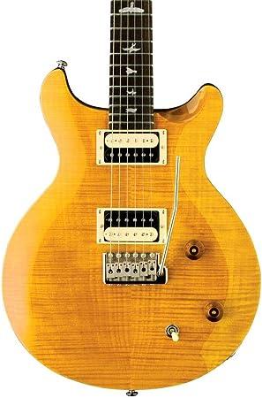 Guitarra eléctrica PRS Paul Reed Smith SE Santana con bolsa de ...