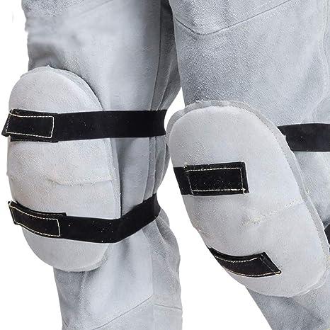 Soldadura De Cuero Rodilla Articulación Soldador Rodillas Soldadura Pierna Esponja Rodillas Almohadilla Soldadura Productos De Protección