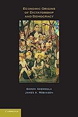 Economic Origins Dictatorship & Democrac Paperback