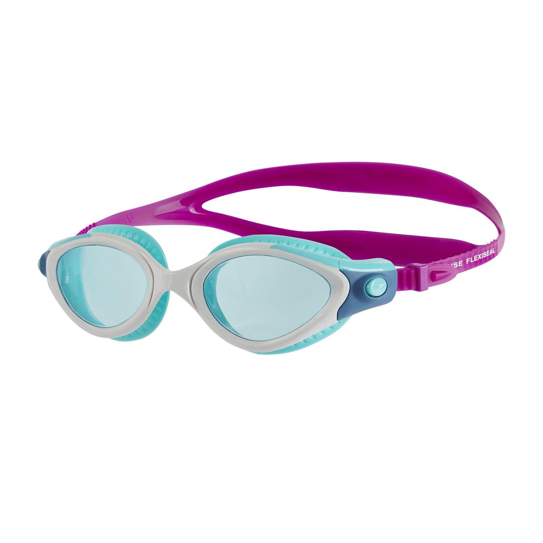 TALLA Única. Speedo Futura Biofuse Flexiseal Gafas de Natación, Mujer