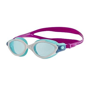 4ec96c261 Speedo Futura Biofuse Flexiseal Gafas de Natación, Mujer,  Diva/Blanco/Menta, Talla Única: Amazon.es: Deportes y aire libre
