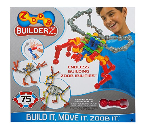 (ZOOB BuilderZ 75 Piece Kit)