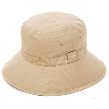 9133e27c900 SIGGI Bucket Boonie Cord Safari Hat Fishing Hiking Cap Cotton for Men Women  UPF 50+