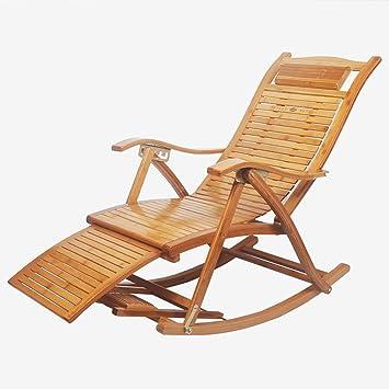 Bambuskunst Klappstuhle Multifunktions Massage Stuhl Balkon