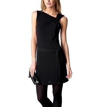 3a01a69922b1e Promod Robe de soirée femme Noir 1  Amazon.fr  Vêtements et accessoires