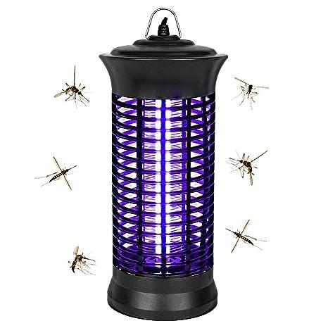Mosquito Killer Lamp Bug Zapper Led Uv Light Suction Type Eliminator Repellent Powerful Household Mute Electric Noiseless Lights & Lighting