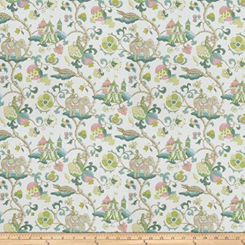 Fabricut Exotic Garden Emerald Blossom (Sultan Garden)