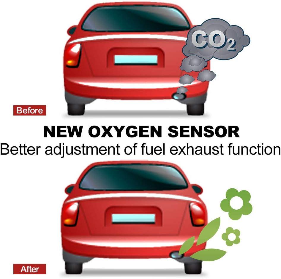 Younar 234-4168 Oxygen Sensor Downstream Left Compatible with 2004-2007 Toyota Highlander