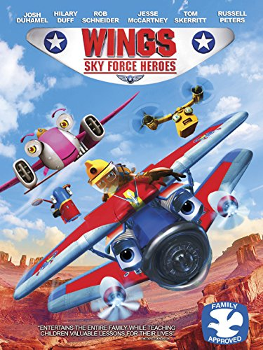 Wings: Sky Force Heroes (Firefighter Movies For Kids)