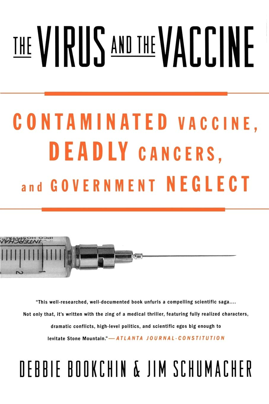 Virus Vaccine Contaminated Cancers Government product image