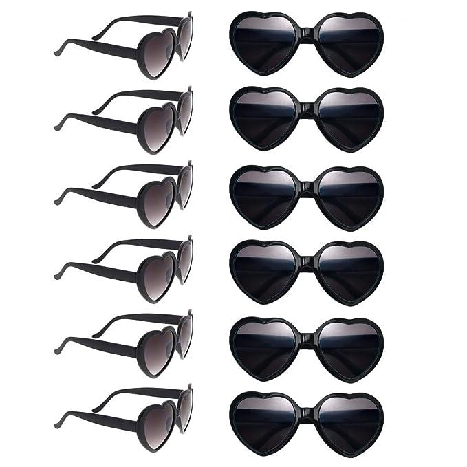Amazon.com: Paquete de docenas de gafas de sol con forma de ...