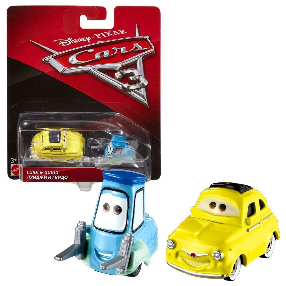 Disney Cars 3 Cast 1:55 - Auto Fahrzeuge Modelle zur Auswahl, Typ:APB Mattel