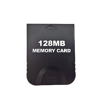 Amazon.com: aoyoho negro 128 MB Juegos Tarjeta de memoria ...
